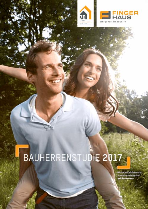 FingerHaus Bauherrenstudie 2017