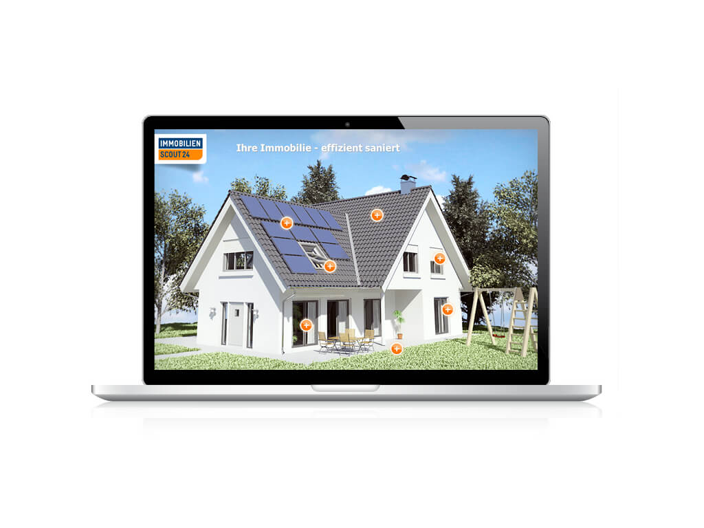IS24 - virtuelles Haus