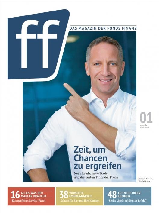 fonds finanz magazin COVER
