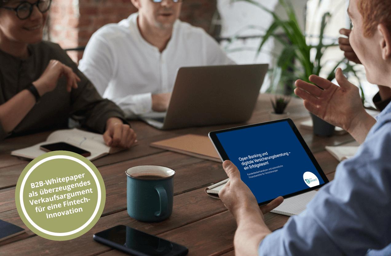 finleap conect whitepaper advisory suite soul marketing